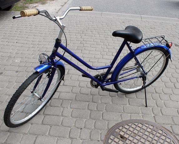 """Rower miejski 26"""" Amsterdam bez przerzutek"""