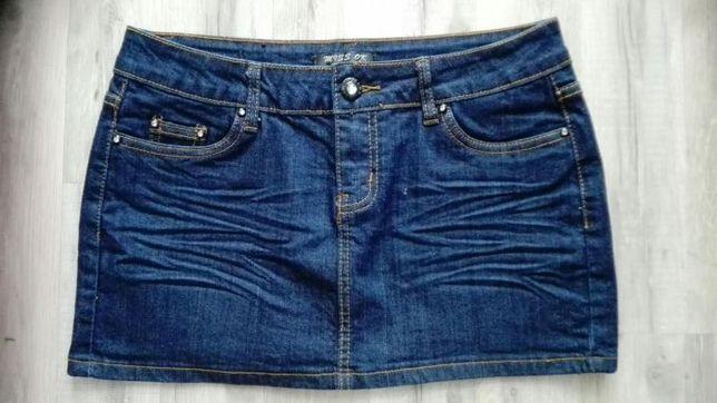 Nowa spódniczka jeansowa M/L