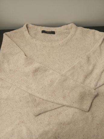 Zestaw: dwa swetry i komin