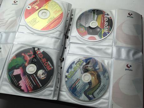 59 CDs-Roms Conjunto