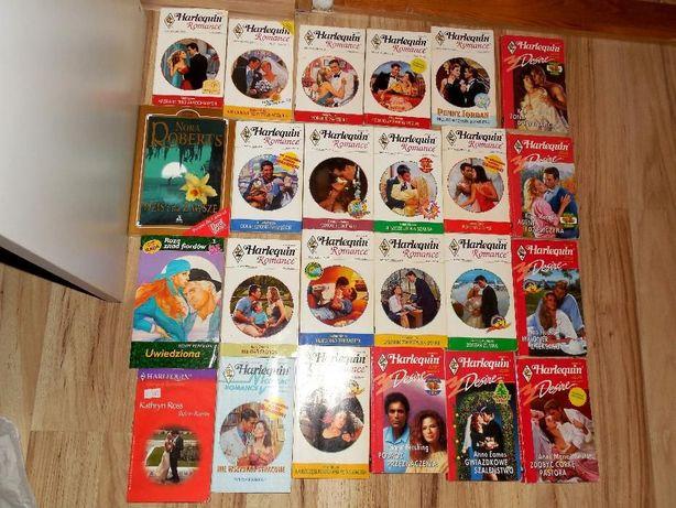 książki harlequin, romansidła, romans