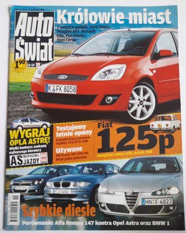 Auto Świat Nr 515 - magazyn motoryzacyjny