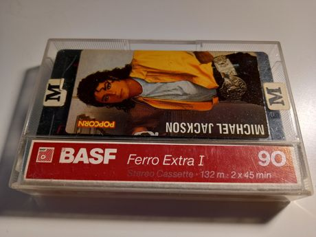 Kaseta magnetofonowa BASF Ferro Extra I 90