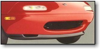 Spojler dokładka przedniego zderzaka Mazda MX-5 NA mx5 miata