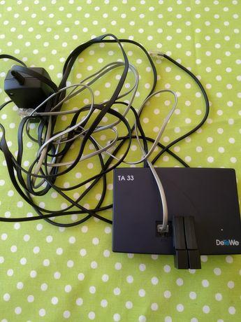 Central RDIS TA33 +2 Telefones sem fios