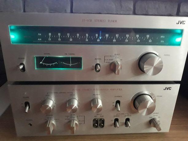 Piękny audio vintage jvc