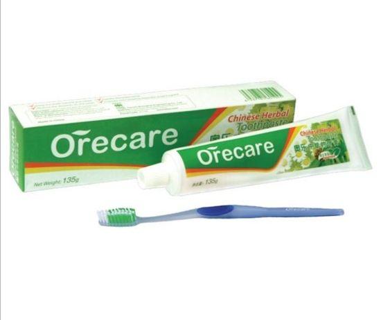 Зубна паста з цілющими травами