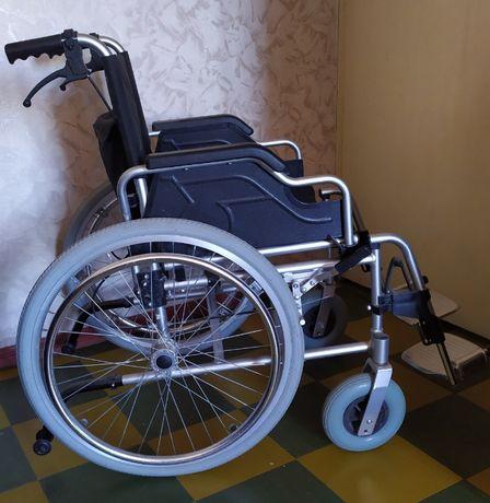 Новая инвалидная коляска кресло Диспомед КкД 06 (Германия-Украина)