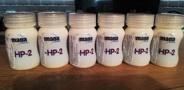 """Humana """"0-HP-2"""" mleko modyfikowane w płynie"""