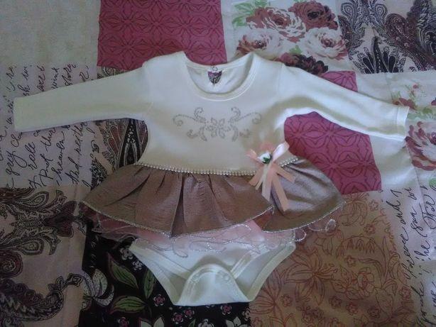Классное боди платье