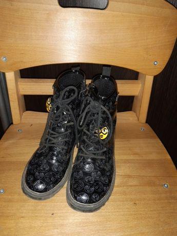 Стильные ботинки Geox
