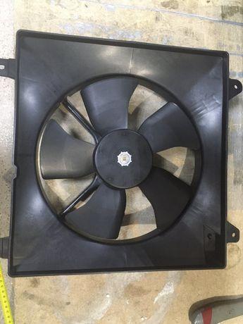 вентилятор Lacetti Nubira