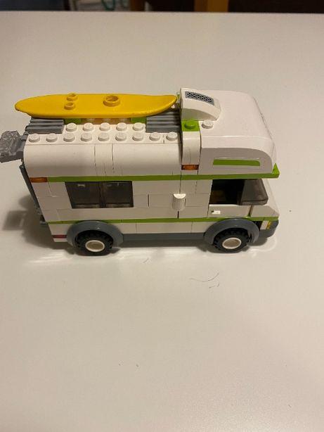 7639 Lego City - Wóz kempingowy