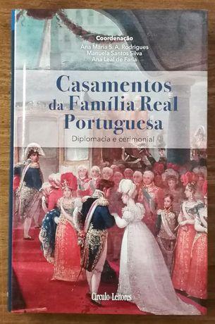 casamentos da família real portuguesa, ana maria s.a. rodrigues