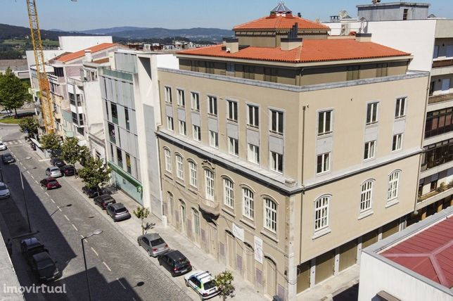 Apartamento T2 NOVO com 117 m2 na Sé, Braga!