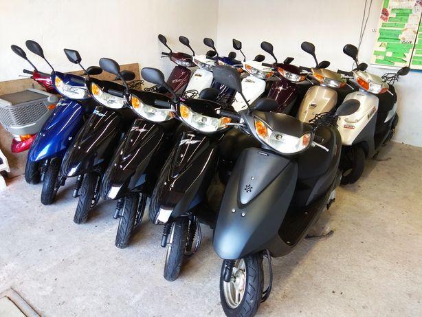 Без пробігу по Україні! Японські Скутера Honda/Suzuki/Yamaha