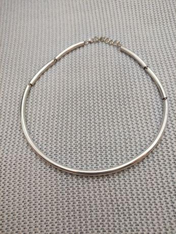 łańcuszek, kolia srebro 925, 21,75 g