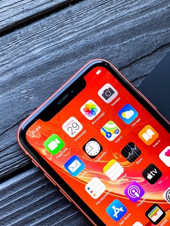 iPhone XR 64 CORAL Neverlock