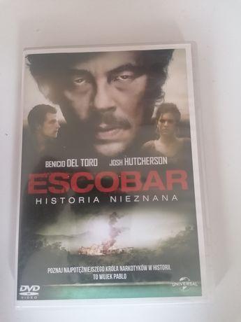 Film DVD Escobar