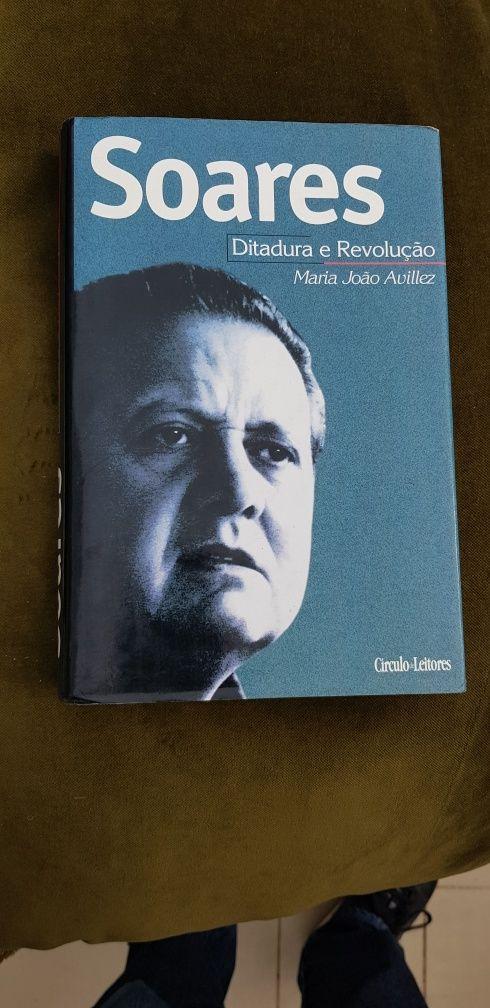 Livro de Mário Soares