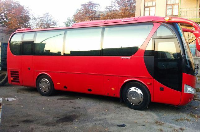 Автобус Ютонг 6831