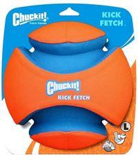 NOVO - Bola de futebol flutuadora para cães CHUCKIT