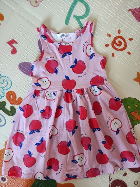 Летнее платье сарафан H&M 3-4 года