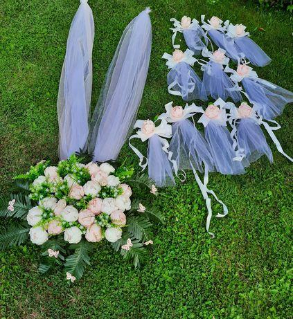 Прокат квітів на машину