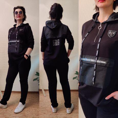 Женский костюм для прогулок, производство Турция.Размеры 48-58