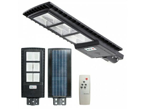 Lampa .solarna ogrodowa  120w -210w