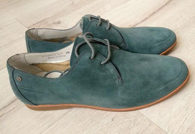 Туфли L Carvari 39размер мужские