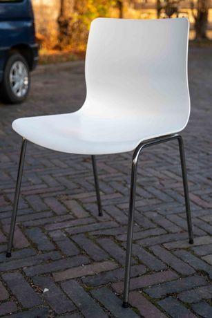 Krzesła Erland Ikea białe