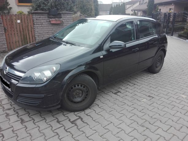 Opel Astra 1,6 benzyna