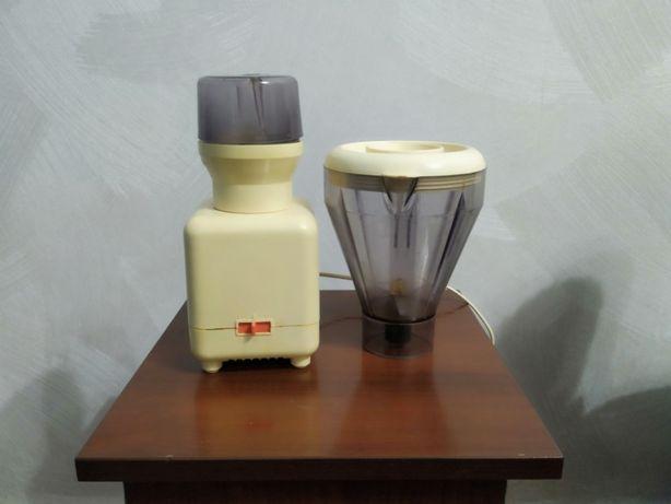Кофемолка и блендер в одном приборе