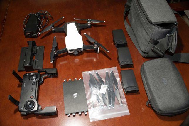 DJI mavic AIR + DJI Osmo Gimbal 3-osiowy Kamera 4K