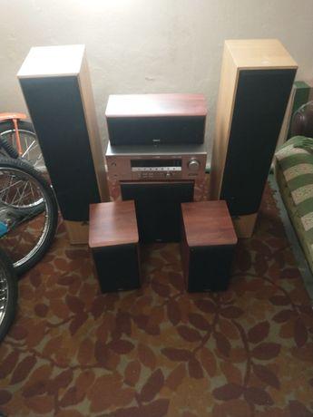 Głośniki Magnat Wzmacniacz Rx-v450