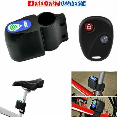 alarme para bicicleta com controlo remoto