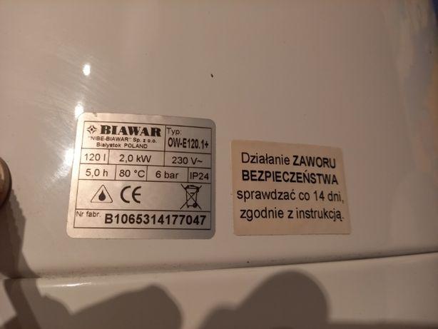 Terma elektryczna Biawar 120 l