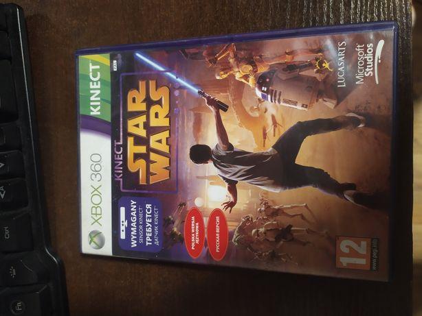 Gra na Xbox 360 Kinect Star wars
