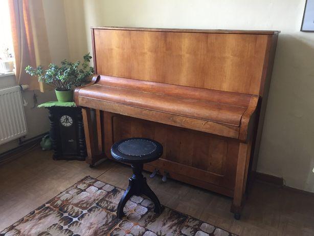 Berlińskie pianino Bell & Co z początku XX wieku