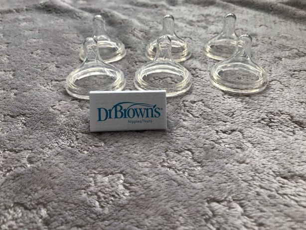 Dr. Browns Tetina Boca Larga Nível 3 (+ 6meses)