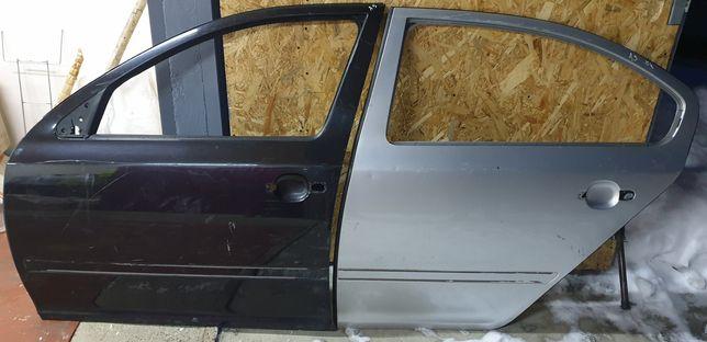 Двері Skoda Octavia A5