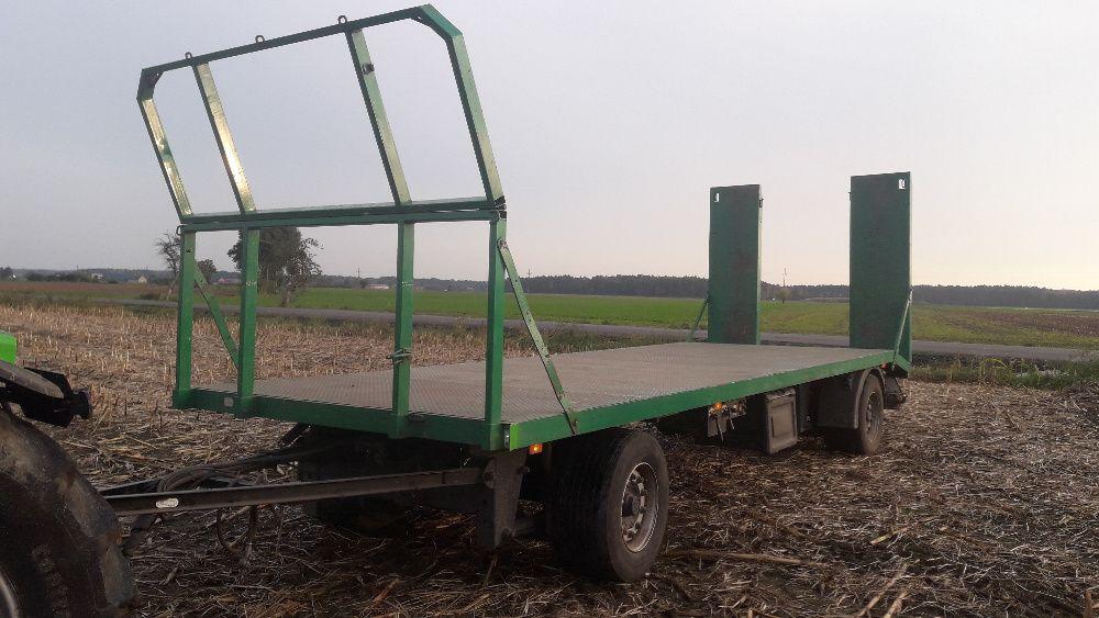 Przyczepa ciężarowo-rolnicza Czeluścinek - image 1