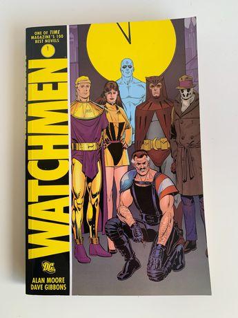 Graphic novel DC Watchmen (edição em inglês)