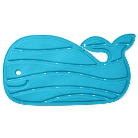 Skip Hop - детский Коврик для ванной Moby Bath Mat Redesign - Blue