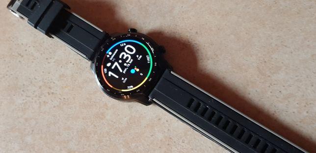 Smartwatch zegarek - pasek do zegarka silikonowy 22 mm + zaczepy