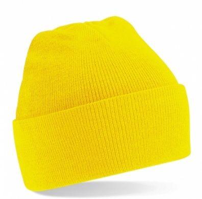 Czapka Czapki Beanie żółta Beechfield 950 sztuk 3000 zł