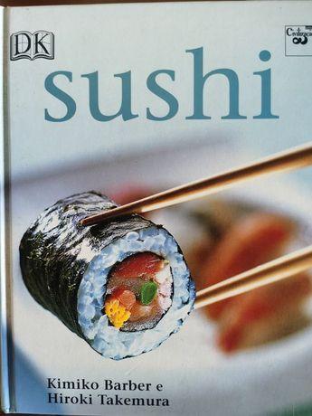 Livro sushi técnicas