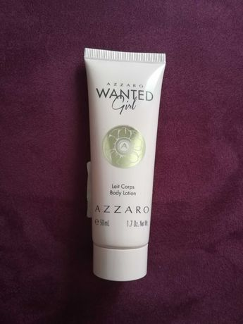 Azzaro wanted girl lotion