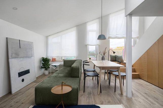 Продажа дизайнерской видовой квартиры в ЖК «Комфорт Таун»
